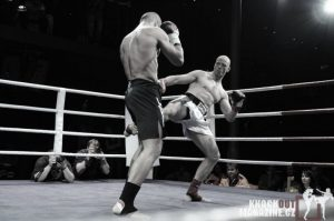 Trener personalny sporty walki Marcin Tomczyk muay thai sosnowiec