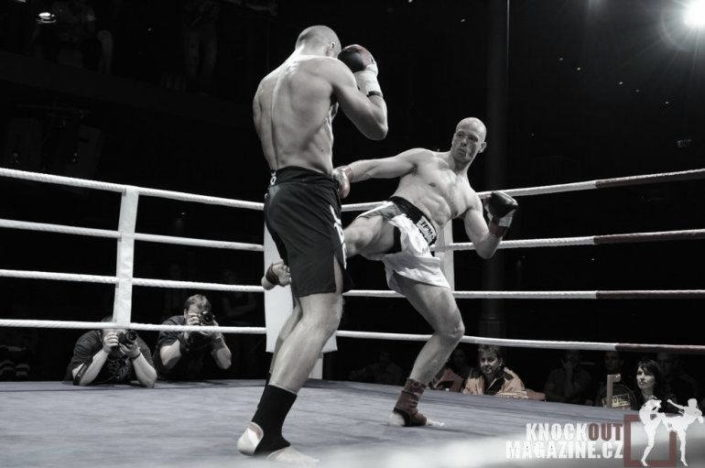 trener personalny sporty walki