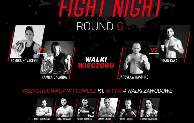 Marcin Tomczyk vs Andre Schmelling Champion's Fight Night Gdańsk 02.12.2017