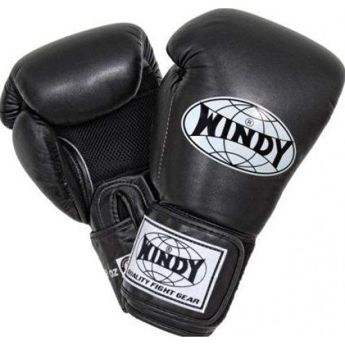 Rękawice bokserskie marki WINDY