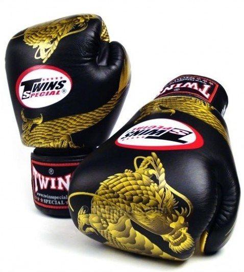 Rękawice bokserskie Twins z Tajlandii