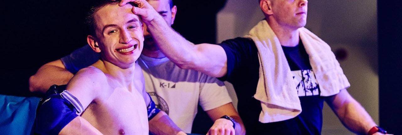 Wygrane naszych zawodników na Fight Time 17 Łukasz Hetman