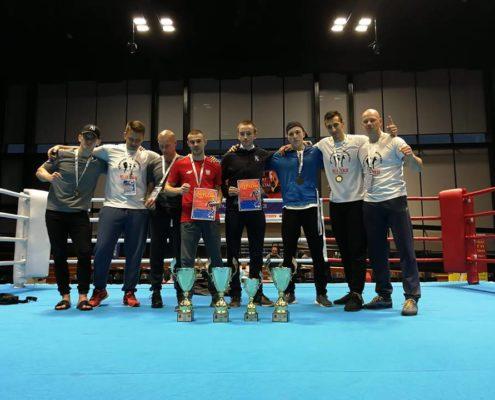 Puchar Polski MuayThai 2018 Gymnazion Sosnowiec