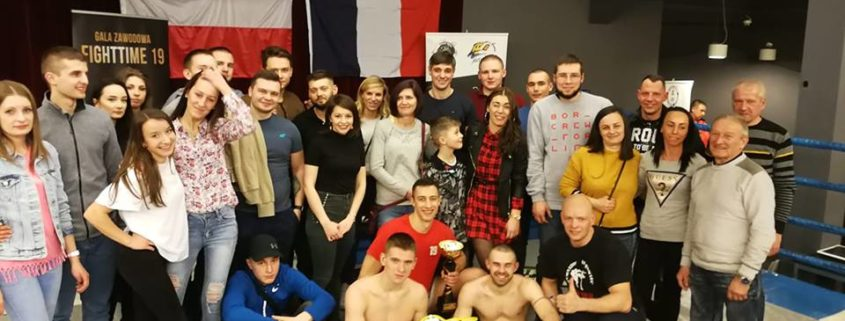 Fight Time 19 Gymnazion